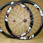 Super light 700c 50mm carbon wheels , road bicycle carbon clincher wheels, bike carbon road wheels HF-W50-C02-HF-W50-C02