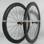NEW WARRANTY!! Farsports carbon wheel clincher 50mm/carbon wheel race/U shape/1320g only-FSC50-CM-NEW