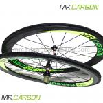 hi strength carbon clincher bike race wheels 60mm bike parts-MC-R60C-WL