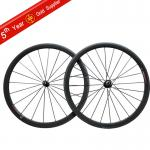 Toray T700 carbon bike wheels 38mm clincher 700c wheelset MT-38C-MT-38C