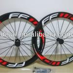 High Quality& New caebon wheels ! ! ! FFWD carbon wheels, 700c carbon rims 100% carbon bike parts with free shipping-F6R