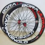 Attention! Campagnolo Bora Ultra Two wheelset, racing bicycle 50mm carbon fiber rims , front and rear rims for sale-BA01