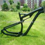 29er full suspension mtb mountain bike carbon frame HK-M36-HK-M36