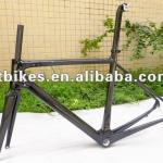 Super light full carbon road bicyle frame LTK036 with inner cables&fit DI2 Only 850g!!!-LTK036