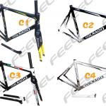 wholesale 2014 New Colnago C59 Bicycle Road Racing Carbon Frame,Chinese Toray T800 DI2 C59 Colnago Road Bike Carbon Frames .-065