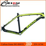 monocoque china factory price mtb bike carbon frame-BO-B005E