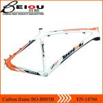 monocoque oem mountain bike frame carbon mtb-BO-B005B