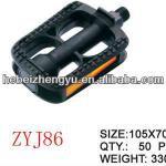 plastic road bicycle pedal-ZYJ86