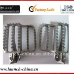 motorcycle pedal,17-4 material , polished sides-LCH-1A