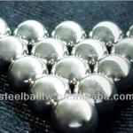 Chrome Steel Ball for bicycle parts-