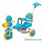 Steer & Stroll Kids Trike For Two-KS016586