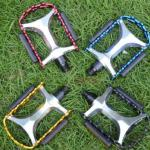 Colored Light Bike Alloy Pedals LP-661A/Pls Contact Us for Wholesale-LP-661A