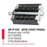 MTB pedal/ foot pedal/ bike /bicycle pedal/ bike parts factory-HP-P159