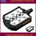 2014 double colour plastic mountain bicycle pedal /road bike pedal-HH-JD-42