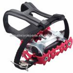 SUNYUN Beautiful Red Bicycle Pedals M661T-M661T