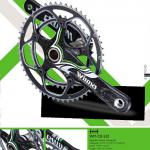 Road bike carbon crankset-WM-CB-530