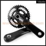 LIGHTCARBON carbon bicycle parts CS04 mtb carbon crankset-LC-CS04