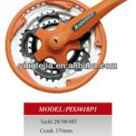 Cheap Bicycle crank,bike chainwheel and crank-PIS3018P1