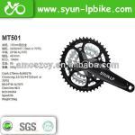 Low weight super bike parts cycle crankset-MT501