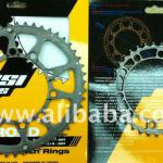 Bicycle Crank&Chainwheel Passi 52/39T-PASSI 52-39T BCD130mm