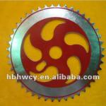 chain wheel & crank /bicycle crank/bike crank/bicycle parts-HH-Q65