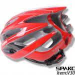 Carbon fibre bicycle helmet/high quality sport helmet for custom-V300