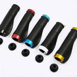 1 Pair Skid-proof Soft Handlebar Grip Cover For Mountain Bike Bicycle Cycling-SC-- 0L451F