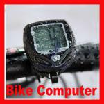 LCD Bicycle Odometer Bike Speedometer-H48#