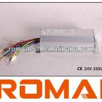 New modrl 24V 350W spare parts controller for electric bicycle with CE-KZ-01