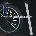 Reflective Bike Spokes Reflective Bicycle Spoke with reflective heat-applied reflective film-LB-601