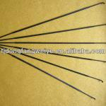 flat stainless steel motorcycle spokes-