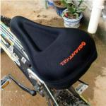 NEW Cycling Bike Bicycle silicone SEAT SADDLE COVER-KO-07-SC-01
