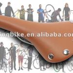 700C fixed gear bike saddle,many color,with rivet-KB-700C-PT12