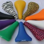 Bike Colorful Fixed Gear Saddles SBSD-008-SBSD-008
