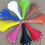 fixed gear bicycle seats, fixed gear bicycle saddle, bicycle colorful sests-