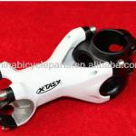 X-TASY White Alloy Adjustable Bicycle Stem SWELL-R-