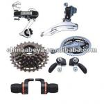 Bicycle derailleur set freewheel /front derailleur &rear derailleur and so on-