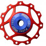 aluminum alloy pulley/big diameter alumium pulley /sram groupset pulley-Model Number:  YPU09A-10