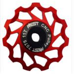 aluminum alloy pulley/big diameter alumium pulley /sram groupset pulley-Model Number:  YPU09A-11