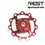11T Aluminum Bicycle Pulley Compatible Shimano-YPU09A04