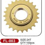 competitive price steel bicycle freewheel 24T-FHFL03