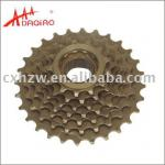 mountain bicycle part multi speed freewheel-FW-7A