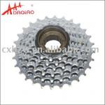 bicycle spare part 6 speed index freewheel 14-28 range-FW-6A