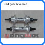 high quality alloy fixed gear bike hub, bicycle spare parts(YWH009)-