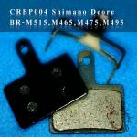DISC BRAKE PADS FOR SHIMANO DEORE DISC BRAKE M446-CRBP004