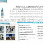 Bicycle Chain Oil-3 in 1 Lubricants