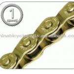 KMC Graceful Gold Bicycle Chain K710-K710