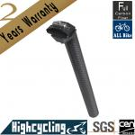2014 New Carbon Bicycle Seatpost,Light And Stiff Bicycle Cheap Carbon Seatpost 27.2,Carbon Seatpost For Sale-