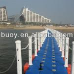 plastic Floating Docks-