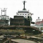 Scrap Vessel and Scrap ship Plates Available-
